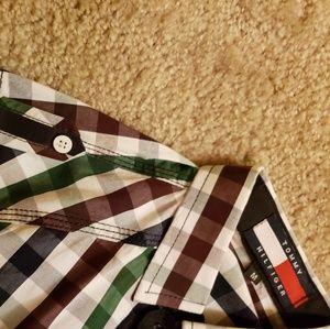 Shirts - Tommy Hilfiger Dress Shirt | M | Tight Fit